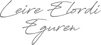 Logo de Leire Elordi